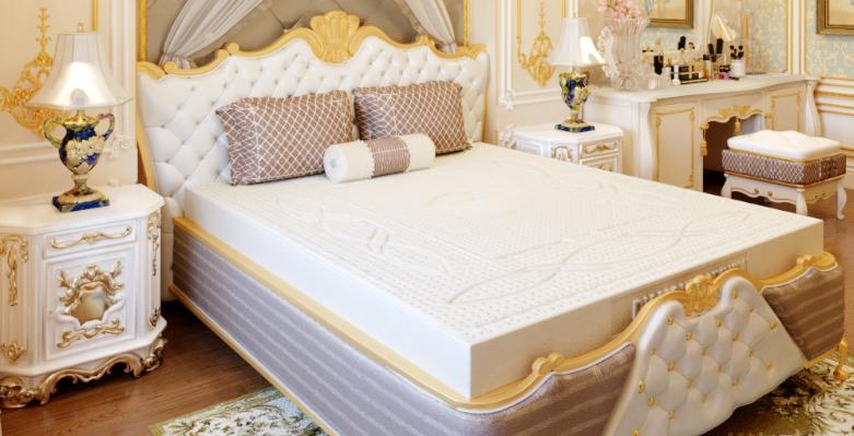 Đệm cao su Kim Cương Luxury giảm giá