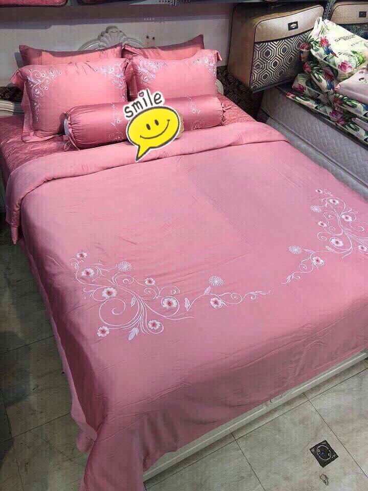 Bộ chăn ga gối lụa Sleeping Comfort