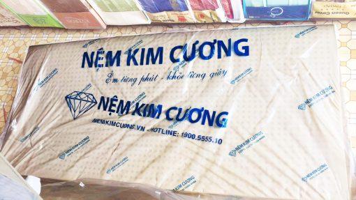 Khuyến mãi đệm cao su Kim Cương Happy Gold