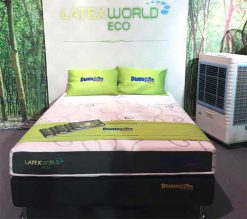 Đệm cao su Dunlopillo Latex Word Eco