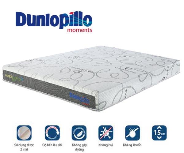 Khuyến mãi đệm cao su Dunlopillo Latex World Neo