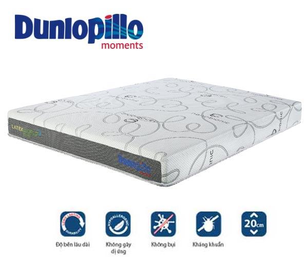 Đệm cao su Dunlopillo Latex World Pure