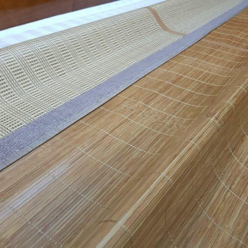 chiếu gỗ sồi thái gấp 2