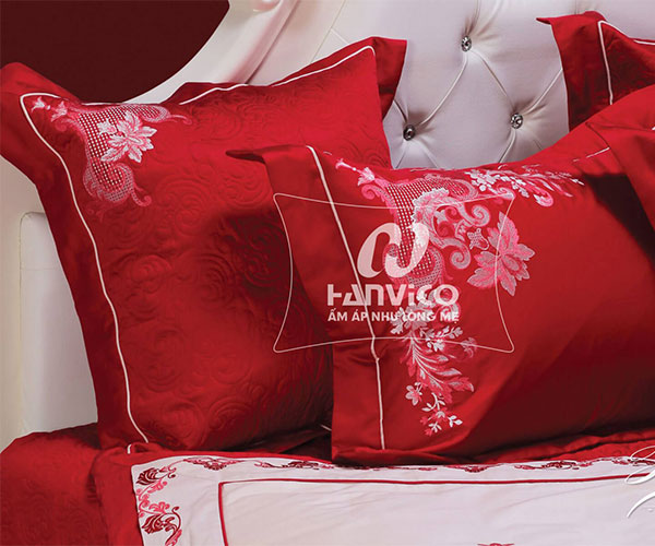 Chăn ga gối Hanvico Royal Award RA-32 chất lượng