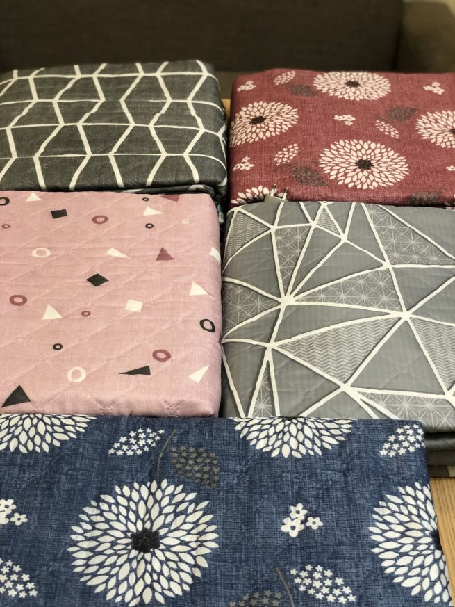 Chăn đệm điện Korea cotton chất lượng cao 1